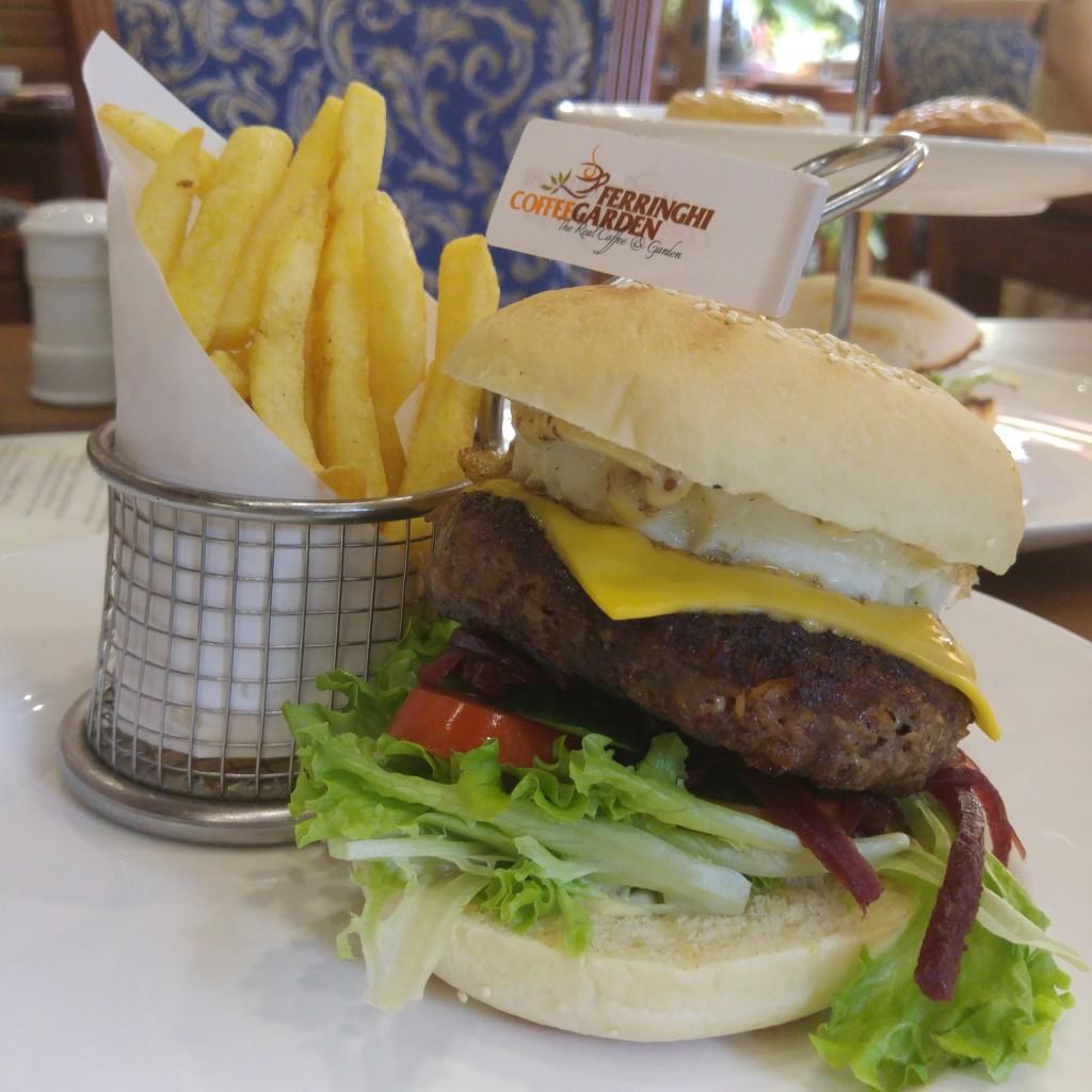penang burger