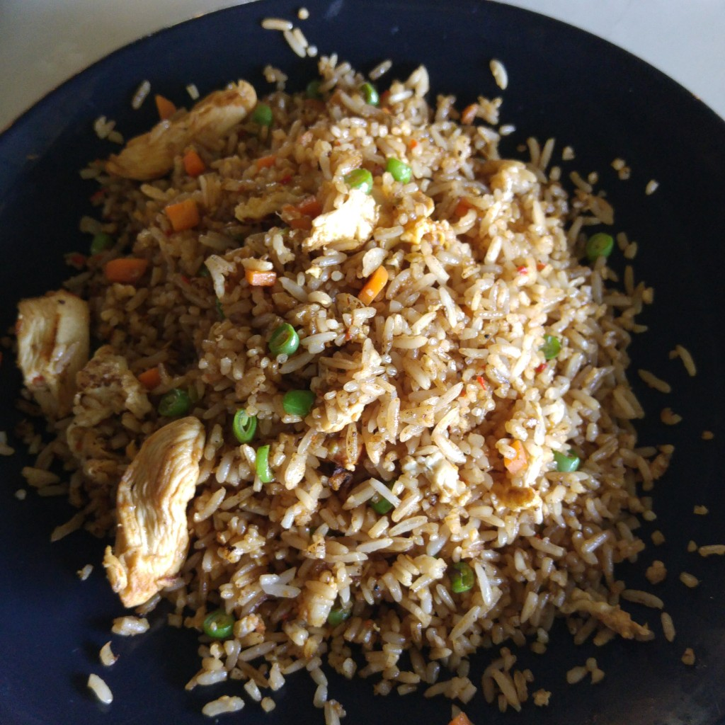 penang hill fried rice