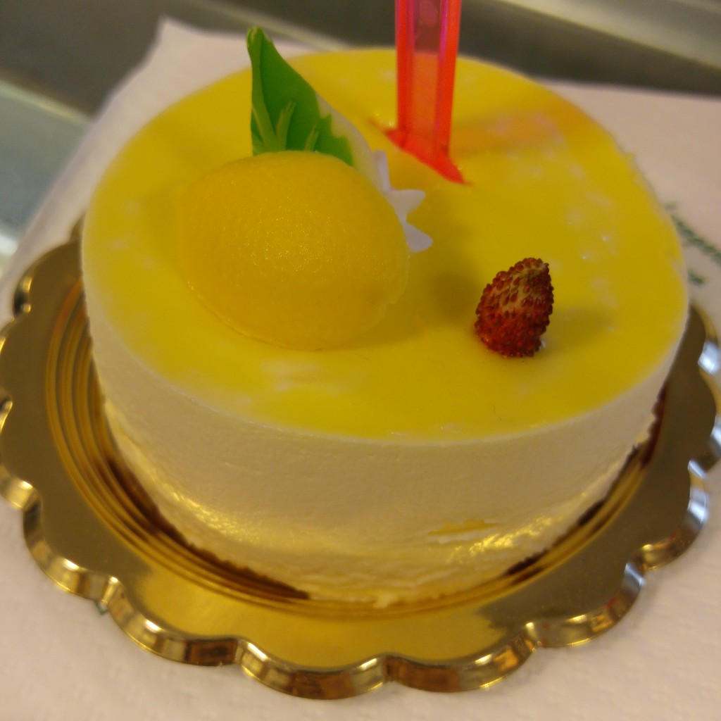 lemon tramisu