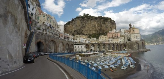 Amalfi Kıyıları