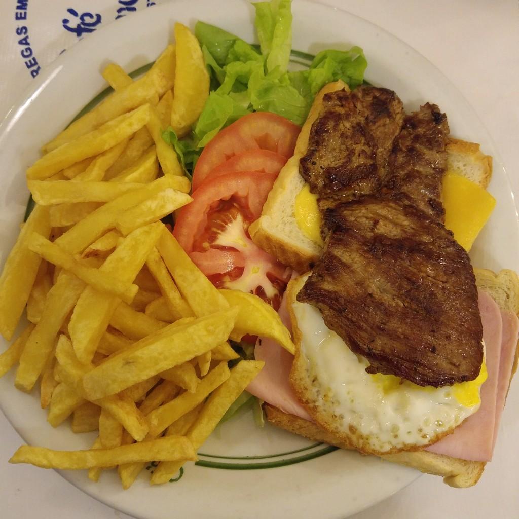 lamas sandviç