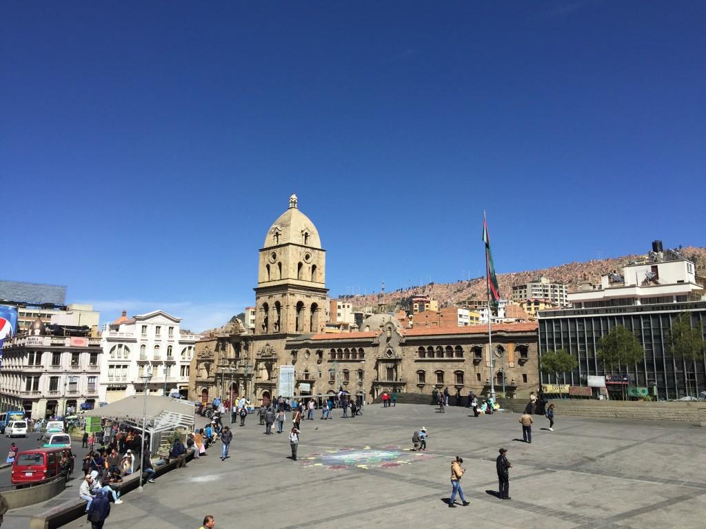 plaza san fransisco