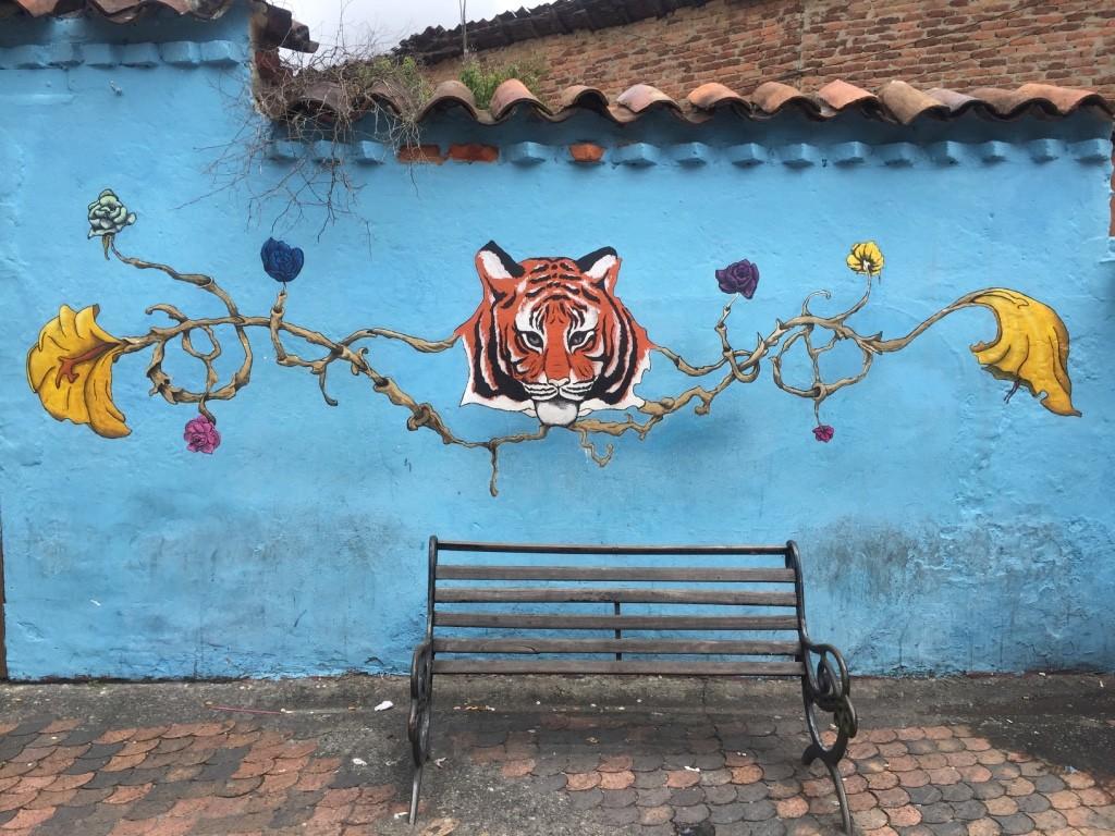 bogota grafiti mural