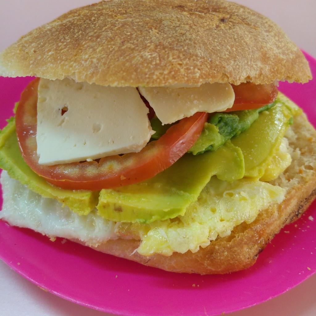 sandviç lanza