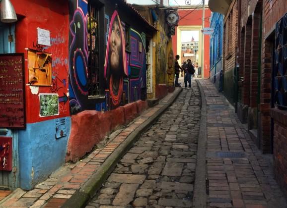 Bogota'da ne yenir, ne içilir?