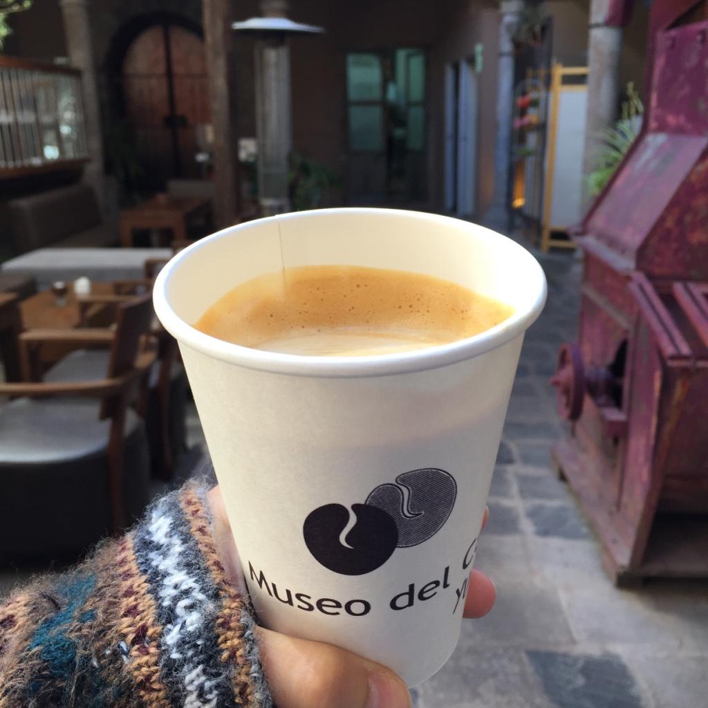 Museo del Coffee