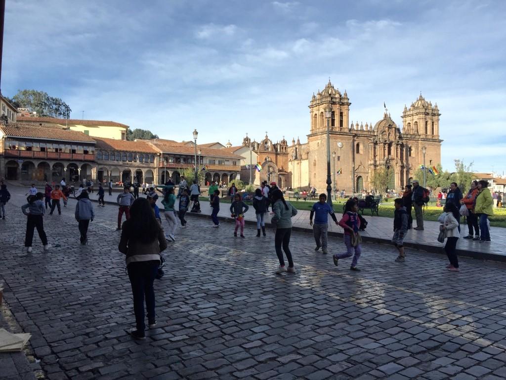 Plaza Armas