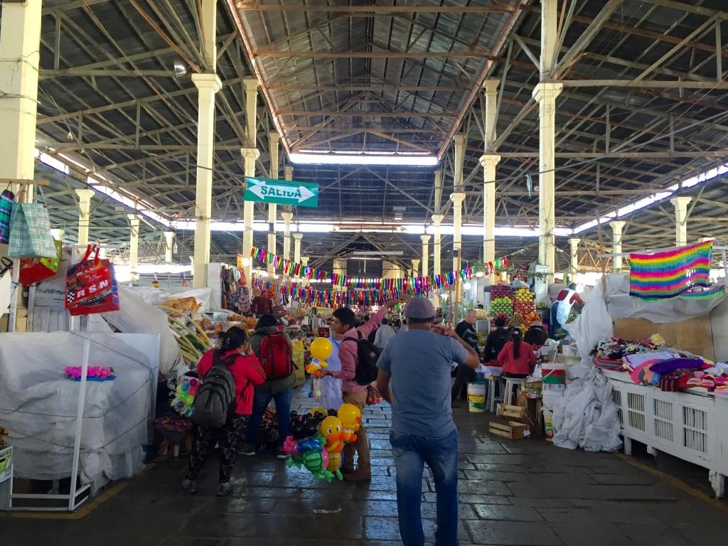 mercado san pedro colors