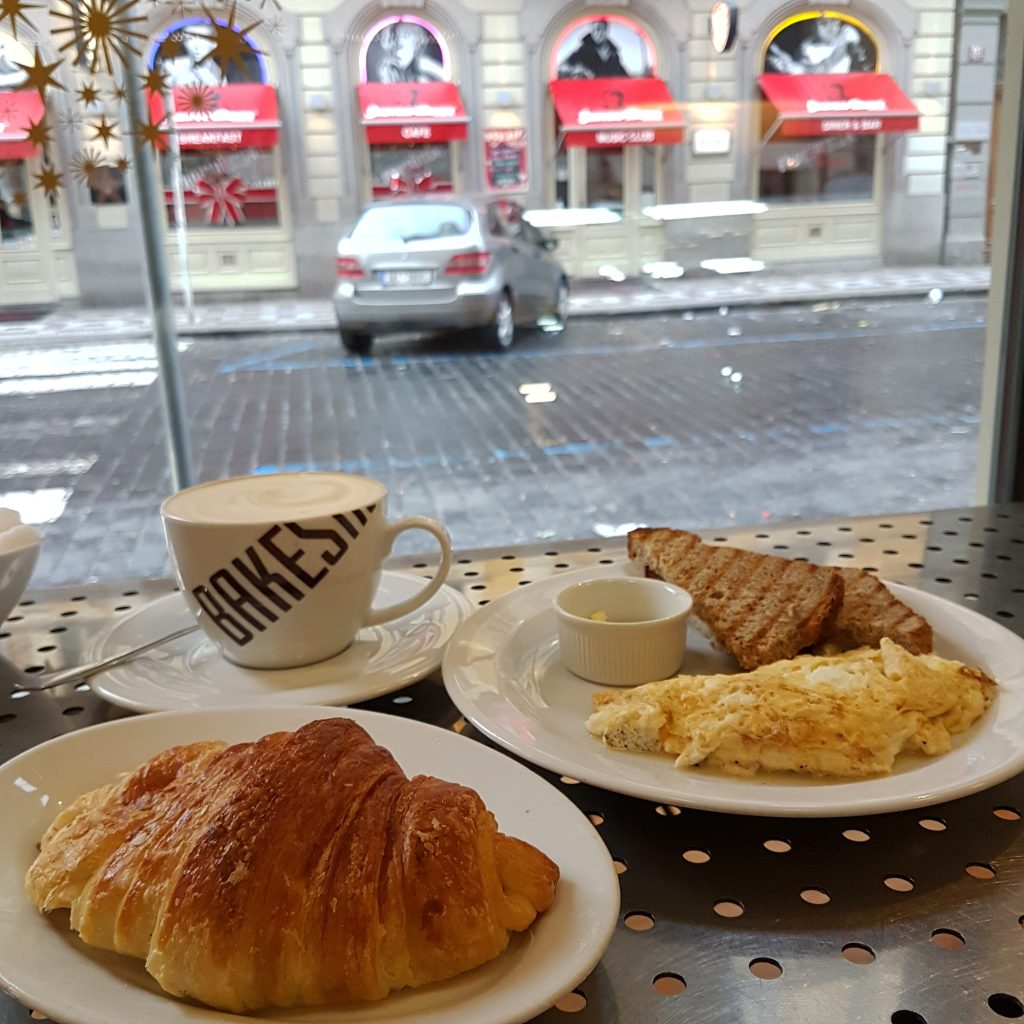 bakeshop josefov breakfast