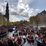 Amsterdam King's Day