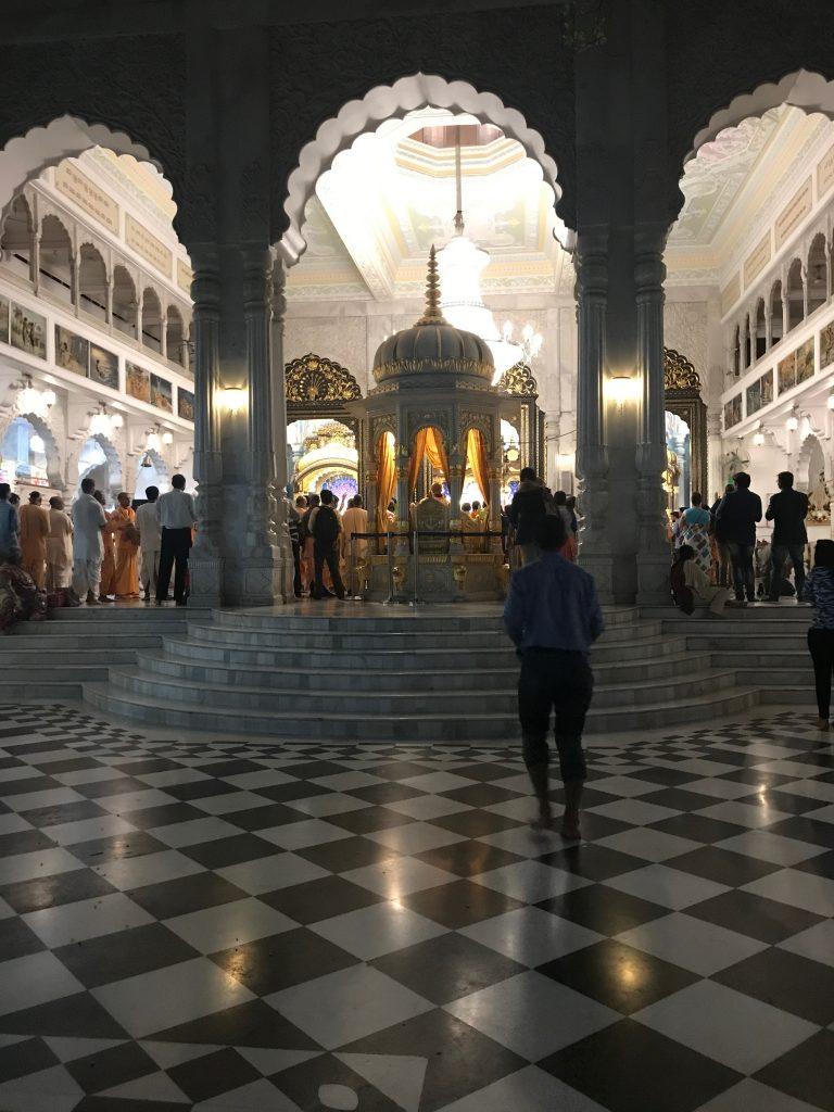 ISKON Hare Krishna Temple