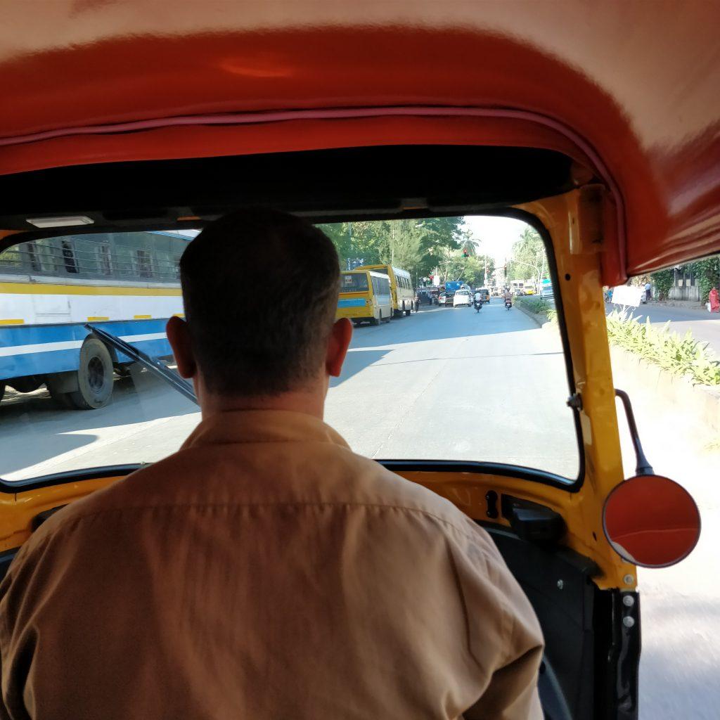 Rickshaw (tuktuk)