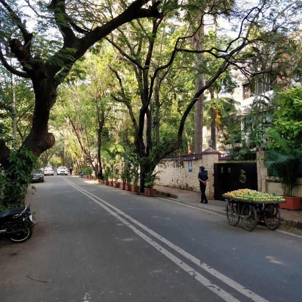 Bekçilik Mumbai sokakları