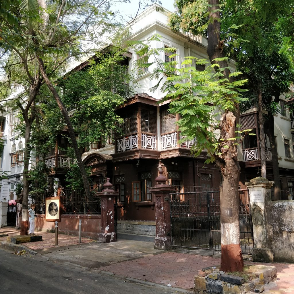 Gandhi'nin evi