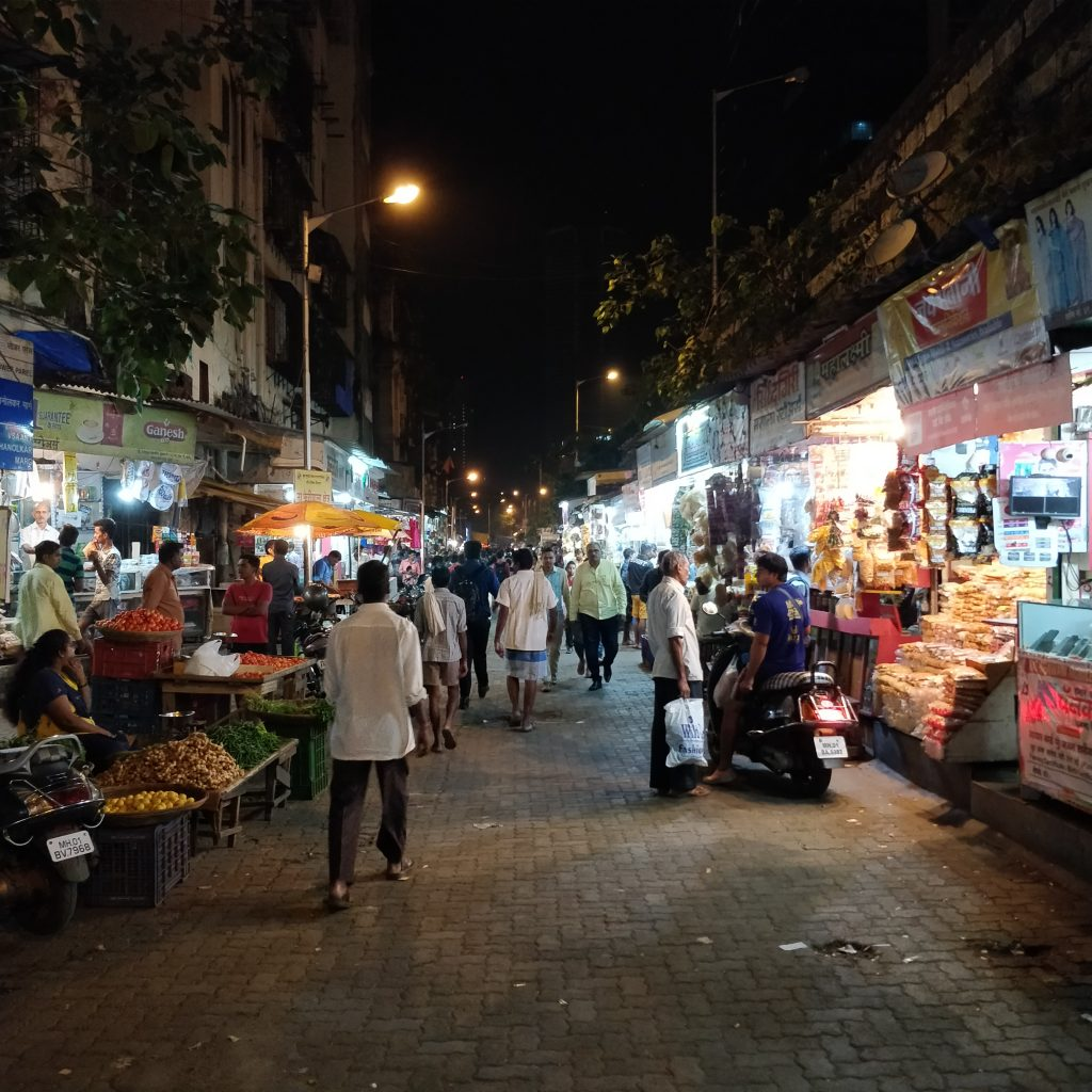 Lower Parel Marketi, Mumbai