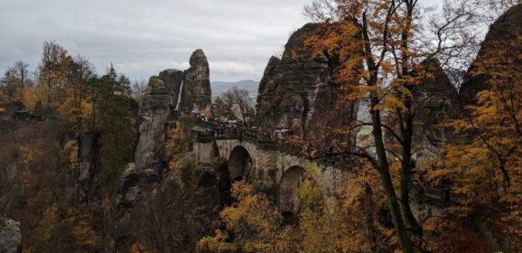 Sakson İsviçre Ulusal Parkı