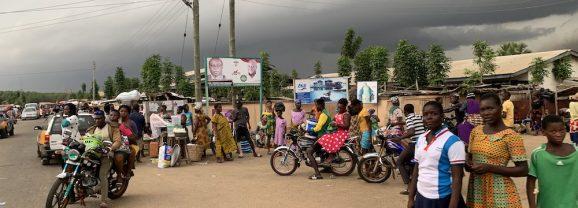 Gana Seyahatimiz & Nası Planladık?