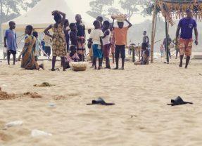 Gana'nın Sahil Hattı