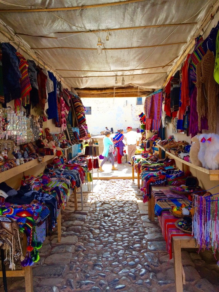 Cusco shopping places