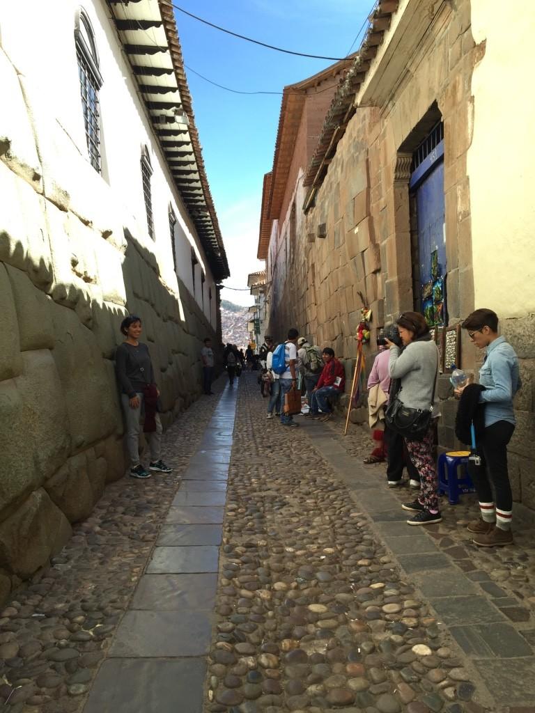 twelve angled stone street 2