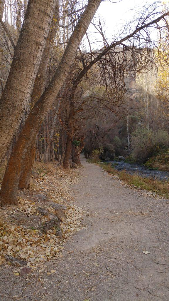 autumn in kapadokya