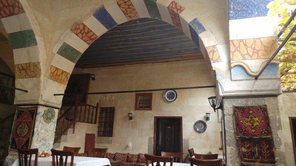 old greek house nerede