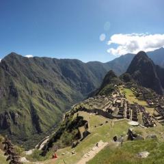 Machu Picchu ve diğerleri