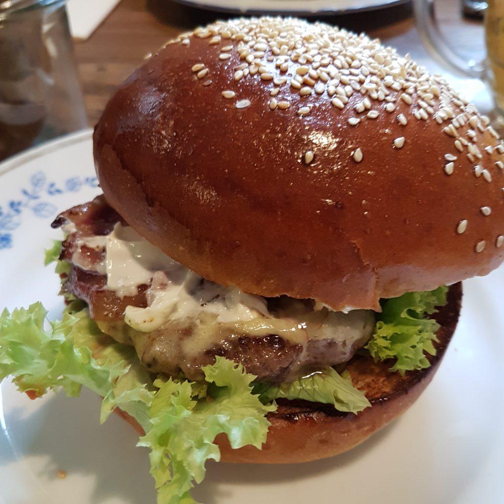 Dish * Fine Burger prague