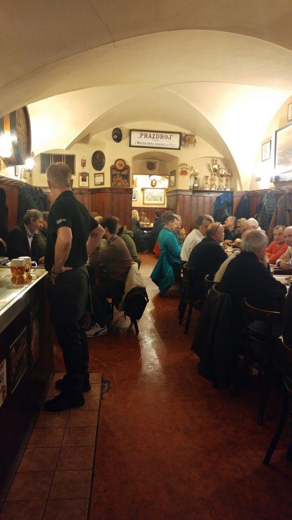 U Zlatého tygra pub