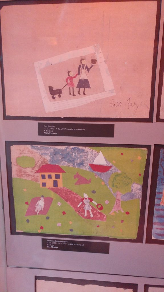 children's painting prague