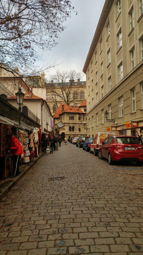 josefov streets