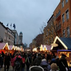 Berlin'in En Güzel 5 Noel Pazarı