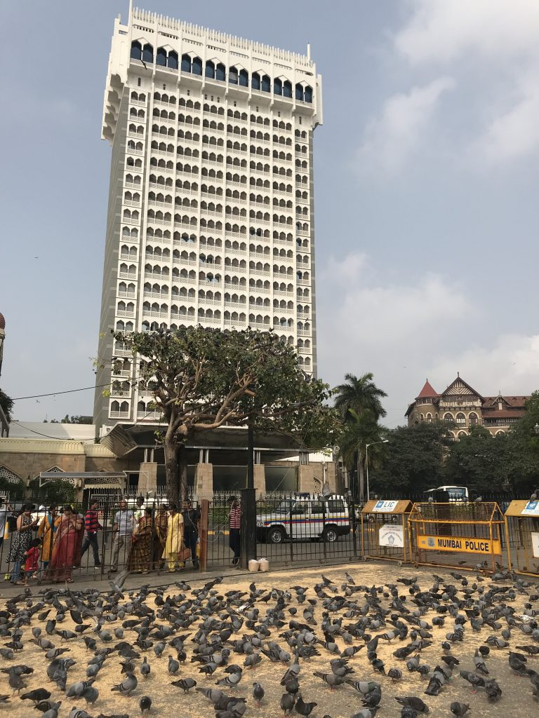 Tac Mahal Tower, Mumbai