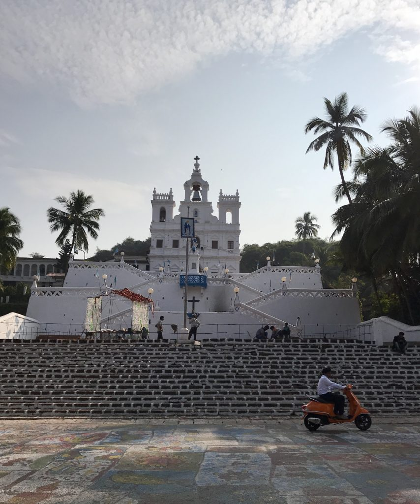Our Lady of the Immaculate Conception Church, Panjim