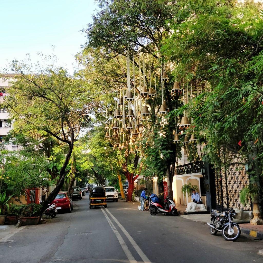 Havalı Juhu sokakları