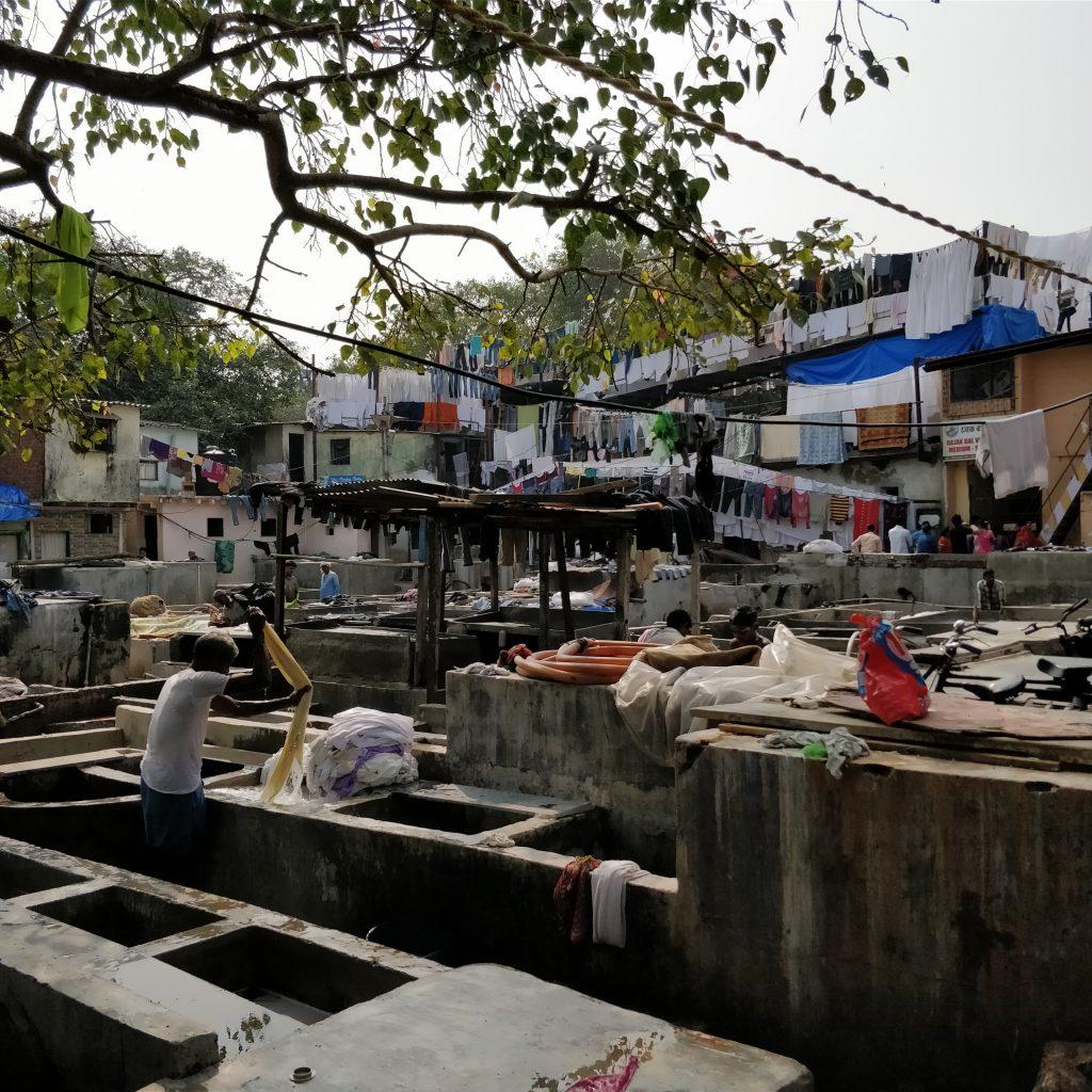 Dhobi Ghat Çamaşırhanesi