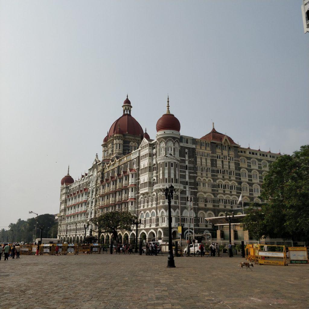 Tac Mahal Palace Hotel, Mumbai