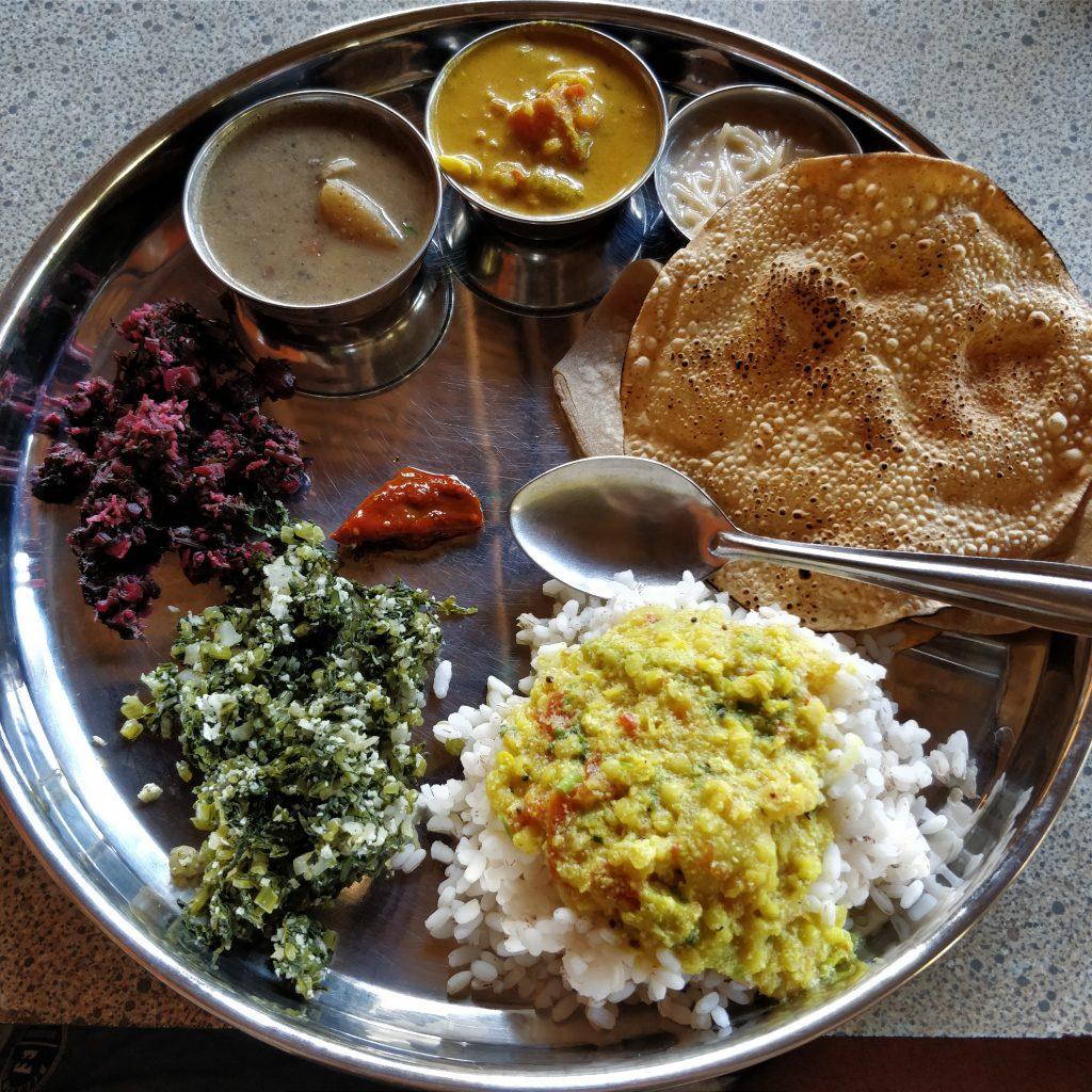 Thali yemeği, Ramesh